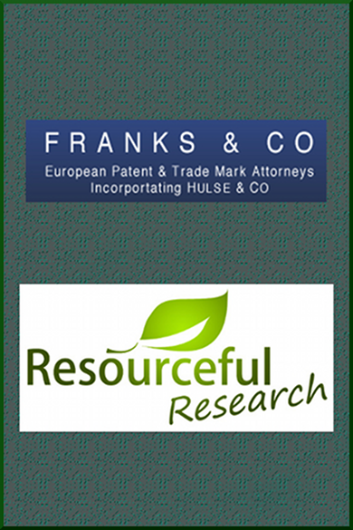 Franks and Co and Resourceful Research Logos